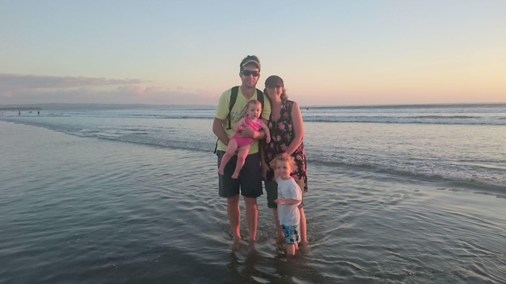 Family Bali Trip