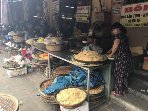 Fresh pasta, Hoi An Market