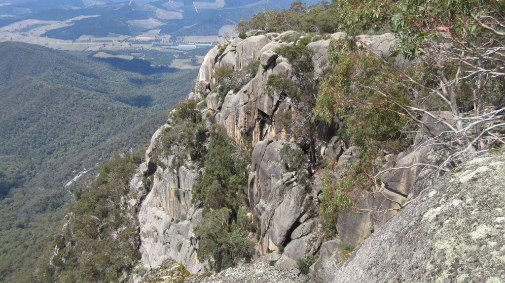 Views from Mt Buffalo Chalet