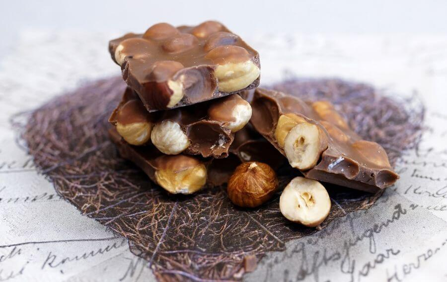Chocolate bar for camping. Always on Hill Tribe Travels family camping Ultimate packing list