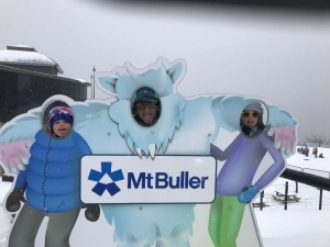 Mt Buller with kids, our first family ski trip