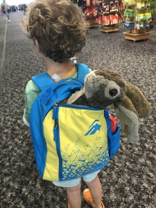 Hill Tribe Travels thinks a kids backpack is essential and a great gift idea for travel loving kids
