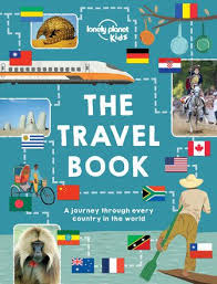 Hill Tribe Travels loves Lonely Planet Books like this one. A great gift for travel loving kids