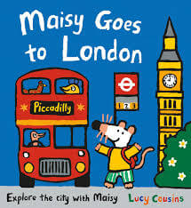 There is lots to learn from these Maisy books. A great gift for travel loving kids