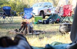 Camping set up!