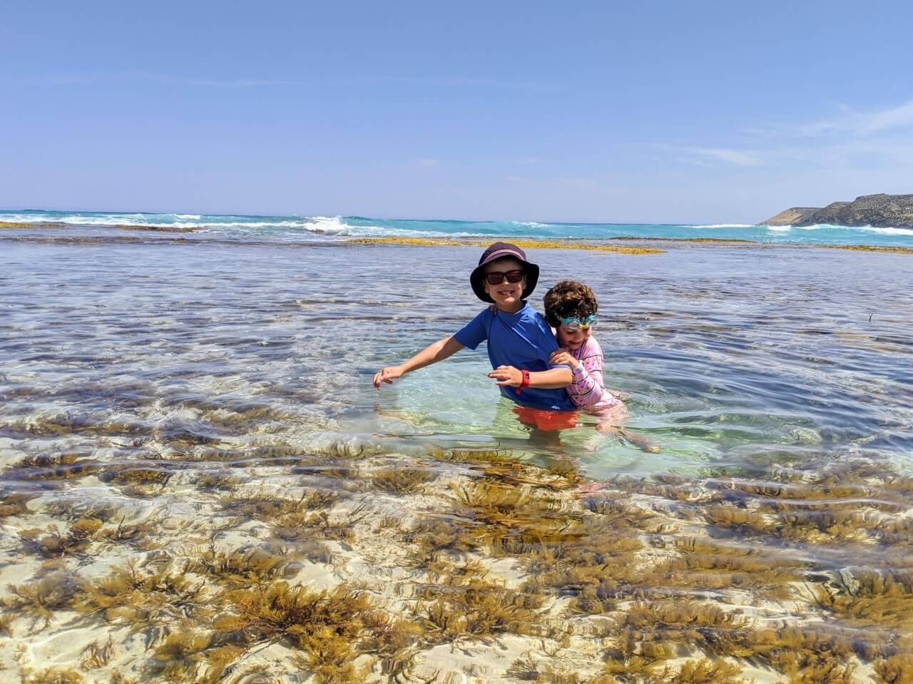 Pennington Bay, Kangaroo Island. Best places to visit on Kangaroo Island with kids