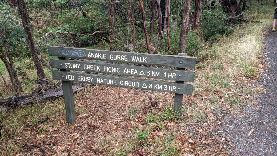 HIll Tribe Travels visited Anakie Gorge Walk