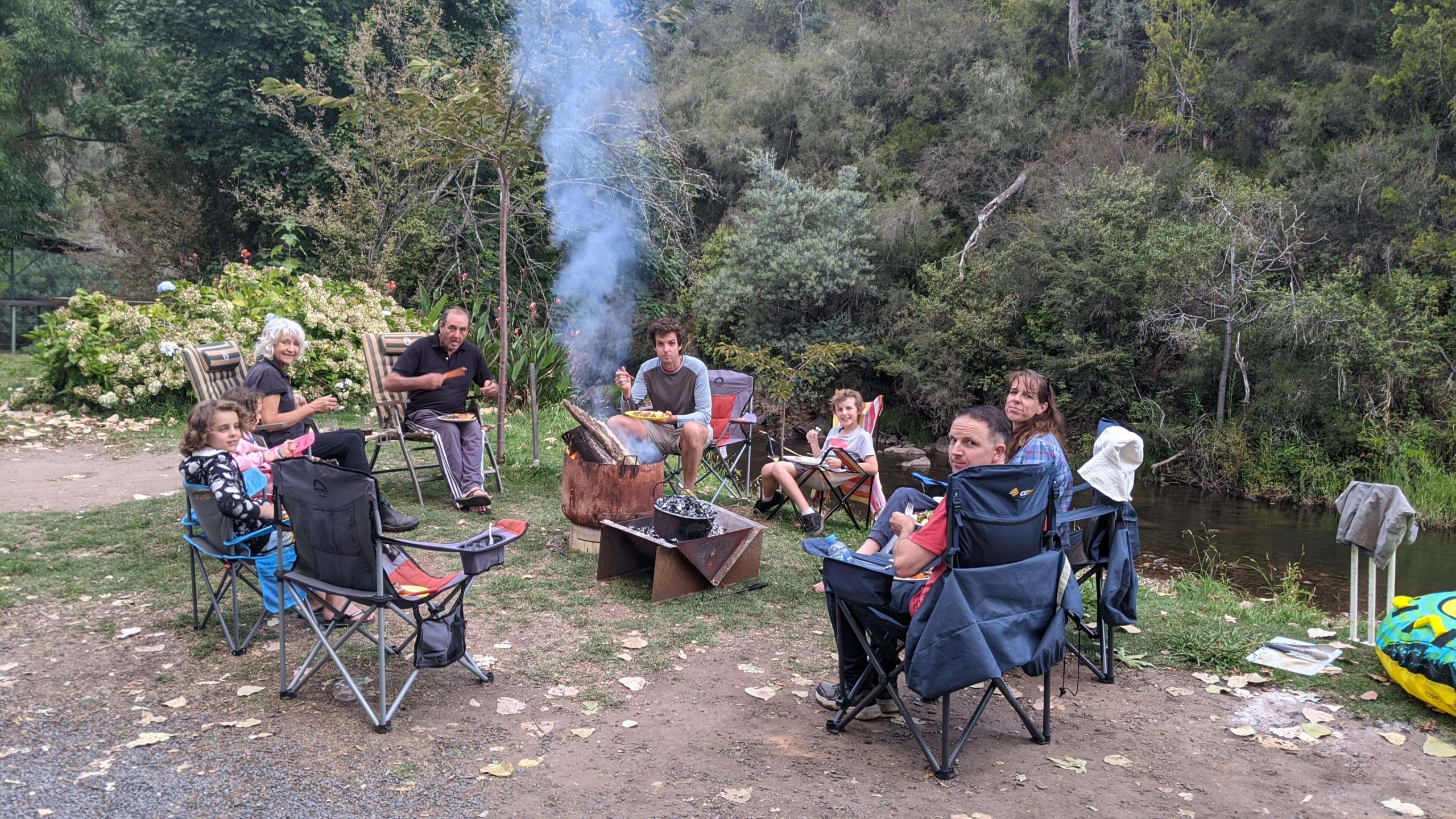Hill Tribe Travels at Jamieson Caravan Park